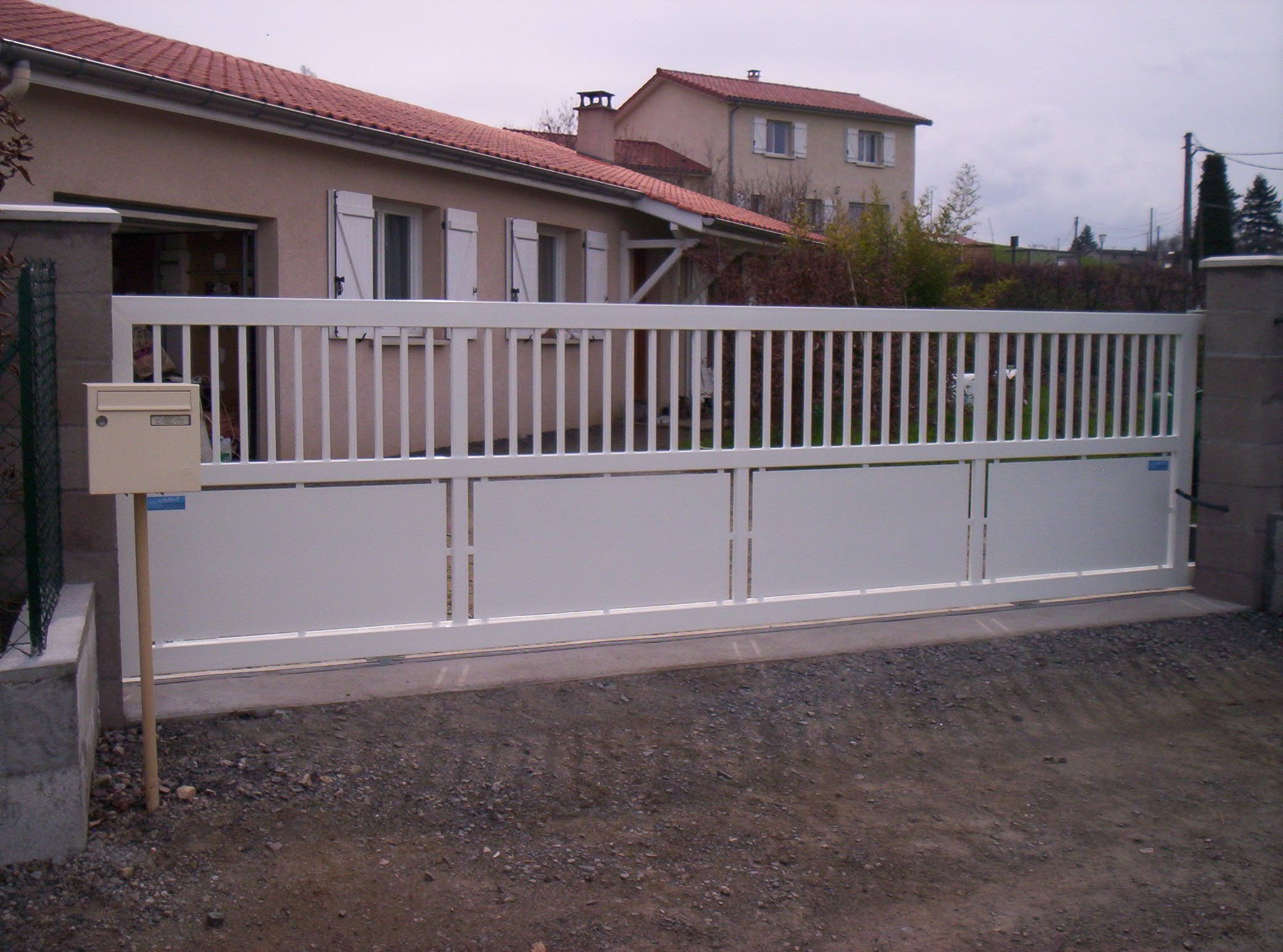 Fabrication De Portails Barri Res Escaliers Pergolas